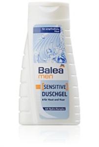Balea Men Sensitive Tusfürdő Gél