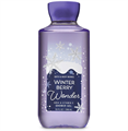Bath & Body Works Winter Berry Wonder Shower Gel