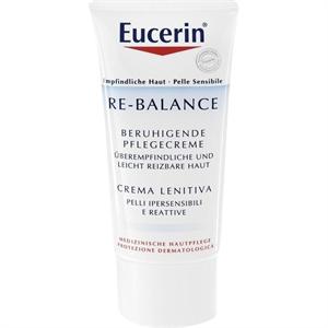 Eucerin Re-Balance Nyugtató Krém Intoleráns  Bőrre