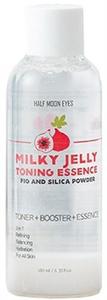 Half Moon Eyes Milky Jelly Toning Essence