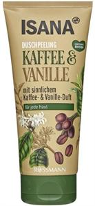 Isana Kaffee & Vanille Duschpeeling