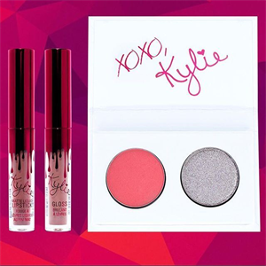 Kylie Eyeshadow Duo Valentine's Day Collection Sweet Heart