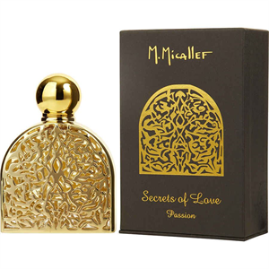 M. Micallef Secret of Love Passion EDP