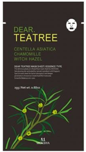 Moksha Dear Tea Tree Mask Sheet