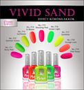 Moyra Vivid Sand Effect Körömlakk
