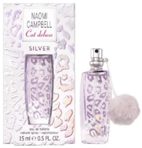 Naomi Campbell Cat Deluxe Silver EDT