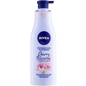Nivea Cseresznyevirág & Jojobaolaj Testápoló