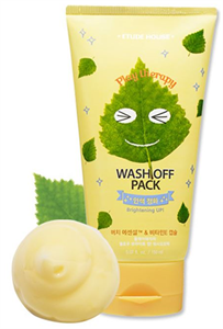 Etude House Play Therapy Brightening Wash Off Pack