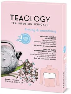 Teaology White Tea Miracle Mellfeszesítő Maszk