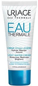 Uriage Termál Hidratáló Arckrém - Light