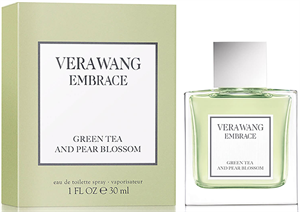 Vera Wang Green Tea & Pear Blossom EDT