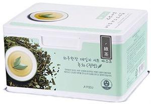 A'PIEU Daily Sheet Mask - Green Tea