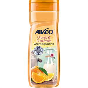 Aveo Orange & Buttermilch Krémtusfürdő