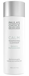 Paula's Choice Calm Nourishing Cleanser Kombinált/Zsíros Bőrre