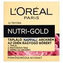 L'Oreal Paris Nutri-Gold Tápláló Nappali Arckrém