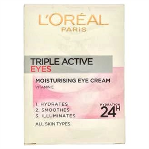 L'Oreal Paris Triple Active Eyes