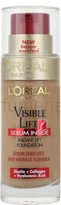 L'oréal Visible Lift Serum Inside Ránctalanító Alapozó