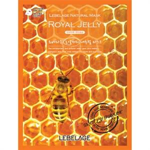 Lebelage Natural Mask - Royal Jelly
