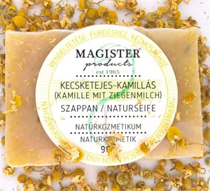 Magister Products Kecsketejes Kamillás Szappan
