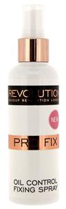 MakeUp Revolution Fixáló Spray Zsíros Bőrre