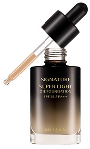 Missha Signature Super Light Oil Foundation SPF35 / Pa+++