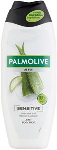 Palmolive Men Sensitive Tusfürdő