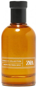 Zara Tobacco Collection Unexpected Fresh Spicy EDT