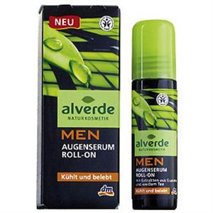Alverde Men Roll-On Szemkörnyékápoló Szérum