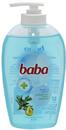 Baba Antibakteriális Hatású Folyékony Szappan Teafaolajjal