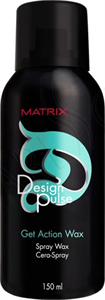 Matrix Design Pulse Get Action Wax Spray Wax