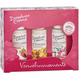 Dresdner Essenz Aroma-Cremebad Mit Winterbeerenduft