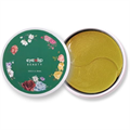 eyeNlip Hydrogel Eye Patch - Gold & Snail