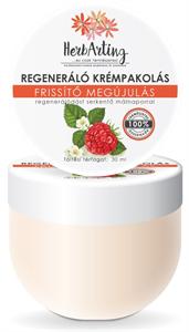 HerbArting Regeneráló Krémpakolás