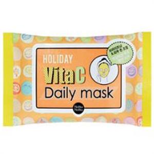 Holika Holika Holiday Vita C Daily Mask