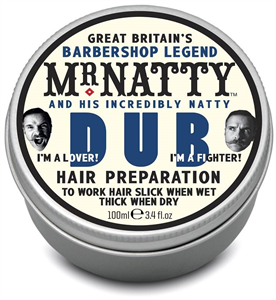 Mr. Natty Dub Hair Preparation Wax / Hajzselé
