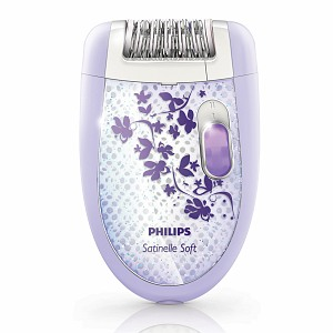 Philips Satinelle Soft Sensitive Total Body Epilátor