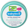 Babylove Ultra Szenzitív Pelenkakiütés Elleni Krém