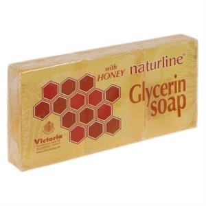 Victoria Scandinavian Soap Naturline Glicerin Szappan Mézzel