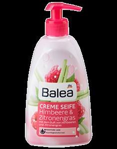 Balea Málna & Citromfű Folyékony Szappan