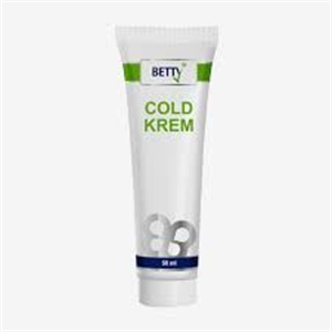 Betty Cold Cream