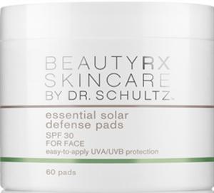 Beautyrx Essential Solar Defense Pads SPF30