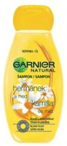 Garnier Natural Kamilla és Méz Sampon