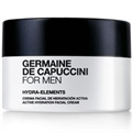 Germaine de Capuccini For Men Hydra Elements Hidratáló Krém