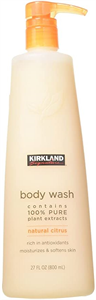 Kirkland Body Wash