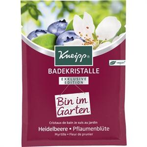 Kneipp Bin im Garten Fürdősó