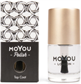 Moyou Smudge Resistant Top Coat