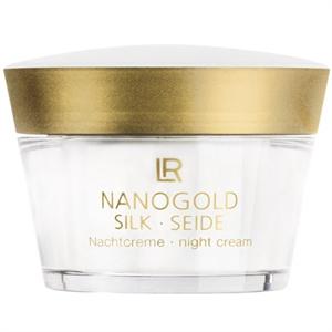 LR Nanogold & Silk Éjszakai Krém