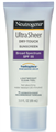 Neutrogena Ultra Sheer Dry-Touch Sunblock SPF55