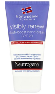 Neutrogena Visibly Renew Kézkrém