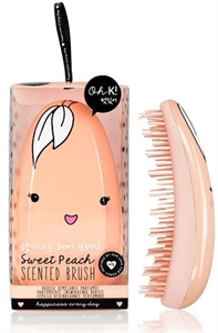 Oh K! Peach Detangle Brush